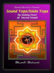 Sound Yoga/Nada Yoga DVD