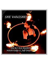 Vicki Richards - She Vanishes (MP3 Download)